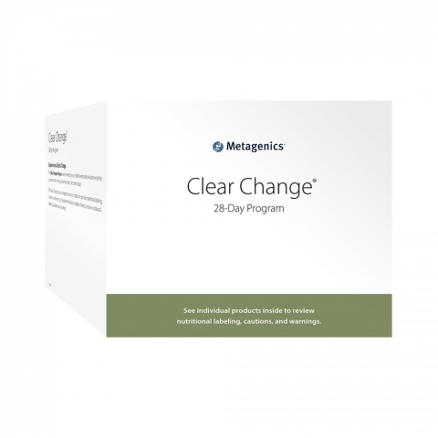 Clear Change® 28 Day Program with UltraClear® Plus pH